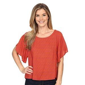 Prana Emmi Flutter blouse, S